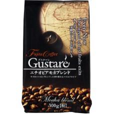 Кофе Gustare молотый, глубокой обжарки, 300 г