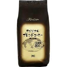 Кофе Original mix / Ориджинал микс молотый, глубокой обжарки, 800 г