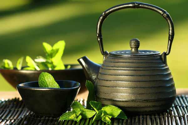 Китайски зеленый чай